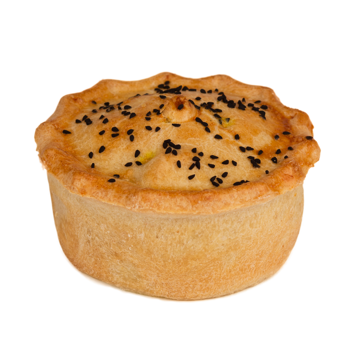 Hand Made Pies - Pork & Blue Cheese  - Each (240g)