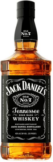Jack Daniel's Tennessee Whiskey - 70cl