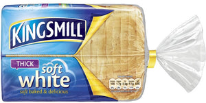 Kingsmill Soft White Thick Bread