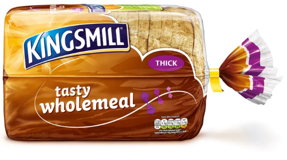 Kingsmill Wholemeal Thick Bread