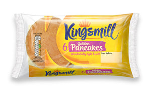 Kingsmill Golden Pancakes - Pack of 6-Watts Farms