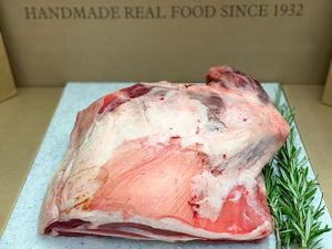 Free Range Lamb Shoulder - Plain - 2kg-Watts Farms