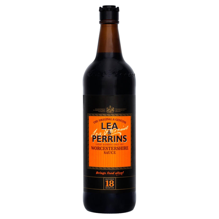 Lea & Perrins Worcestershire Sauce - 568ml