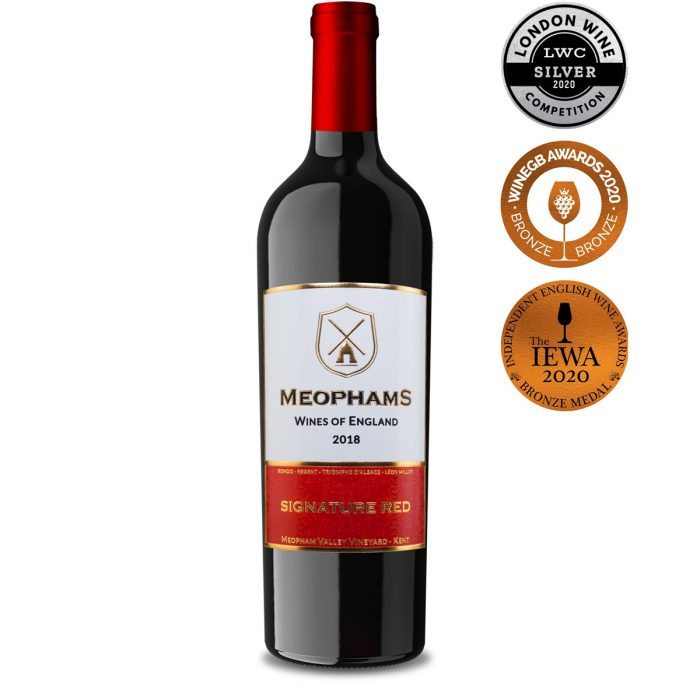 Meopham's Signature Red - 2018