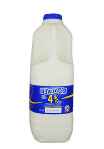 Milk Full Fat 2ltr