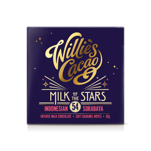 Willie's Cacao Chocolate - Milk of the Stars - 50g-Watts Farms