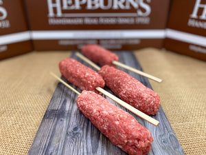 Hepburns Minted Lamb Kofta - Pack of 4-Watts Farms