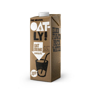 Oatly Chocolate Oat Milk - 1ltr-Watts Farms