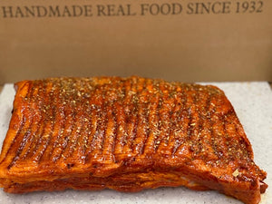 Free Range Pork Belly- Sweet Marinated - 1kg-Watts Farms