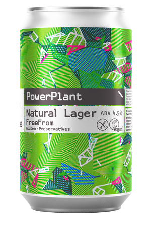 Two Tribes Vegan Beer - Powerplant-Watts Farms