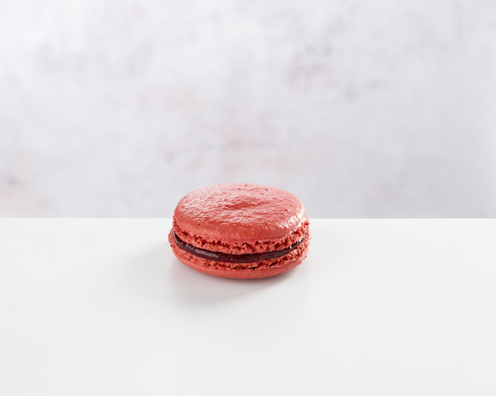 PAUL - Large Macaron - Raspberry - Each (80g)