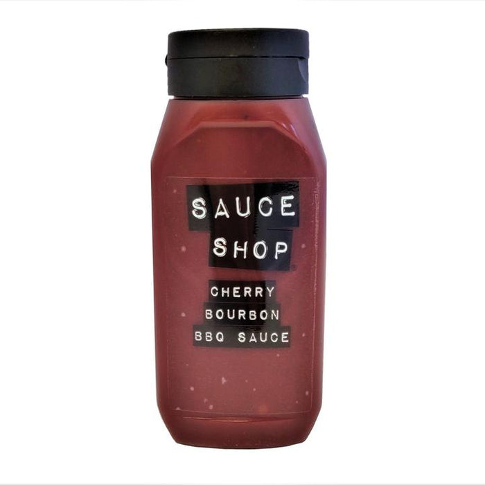 Sauce Shop - Cherry Bourbon BBQ Sauce - 255g