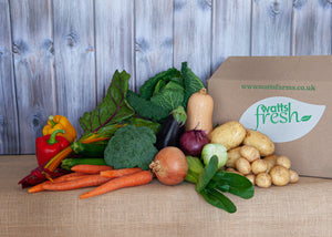 The Seasonal Veg Box