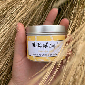 Kentish Soap Co - Sunshine Candle