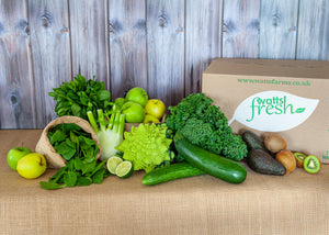 The Super Greens Veg Box