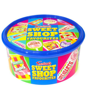 Swizzels Sweets Treat Time Variety - 420g Tub