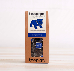 Teapigs - Earl Grey Strong - Pack of 15-Watts Farms