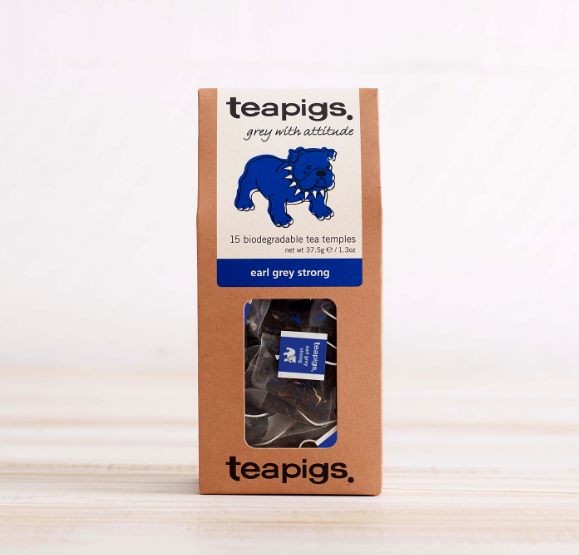 Teapigs - Earl Grey Strong - Pack of 15