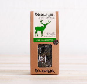 Teapigs - Mao Feng Green Tea - Pack of 15-Watts Farms