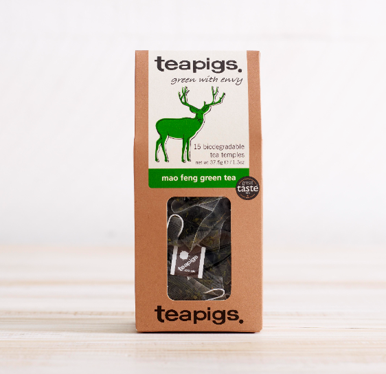 Teapigs - Mao Feng Green Tea - Pack of 15