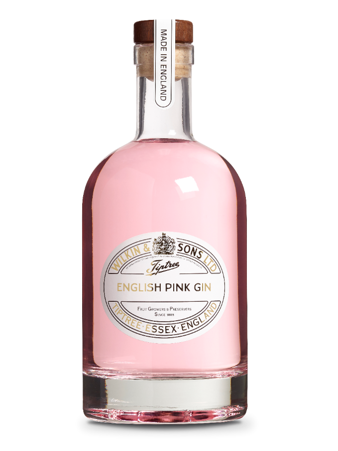 Tiptree - English Pink Gin - 70cl