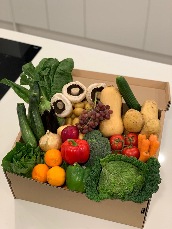 Best Value Seasonal Fruit & Veg Box