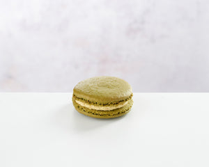 PAUL - Large Macaron - Pistachio- Each (80g)-Watts Farms