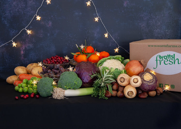 Christmas Veg Box Premium - Each