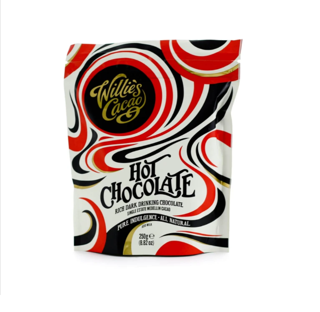 Willies's Cacao Hot Chocolate - 250g