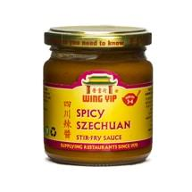 Wing Yip -Spicy Szechuan Stir-Fry Sauce - 185ml