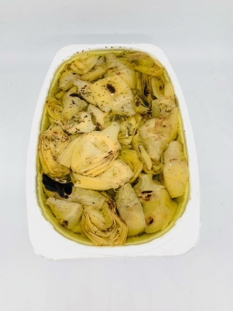 Grilled Artichoke Halves in Sunflower Oil - 1.9kg Pack