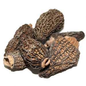 Fresh Wild Morel Mushrooms - 200g