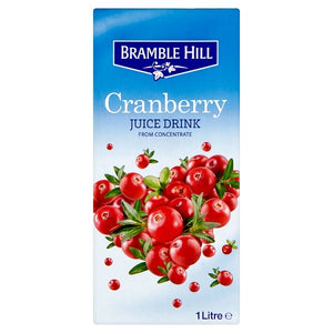 Cranberry Juice Tetrapak - 1ltr-Watts Farms