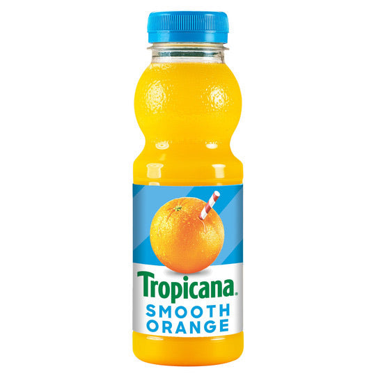 Tropicana Orange Juice - 8*300ml