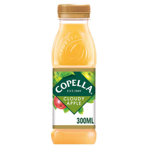 Copella Cloudy Apple Juice - 8*300ml-Watts Farms