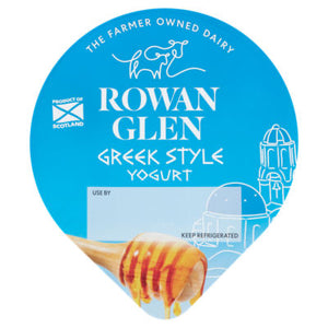Rowan Glen - Greek Honey Yoghurt - 150g-Watts Farms