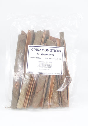 Cinnamon Sticks - 250g-Watts Farms
