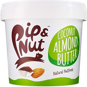 Pip & Nut - Smooth Coconut Almond Butter - 1kg-Watts Farms