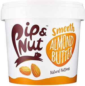 Pip & Nut - Smooth Almond Butter - 1kg-Watts Farms