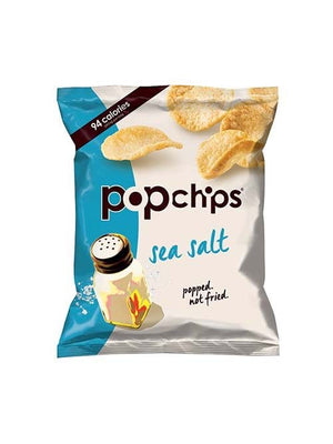 Pop Chips - Sea Salt- 24*23g-Watts Farms
