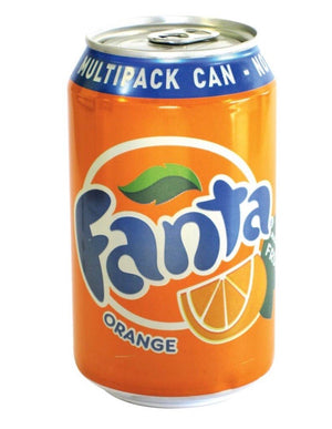 Fanta Cans - 24*330ml-Watts Farms