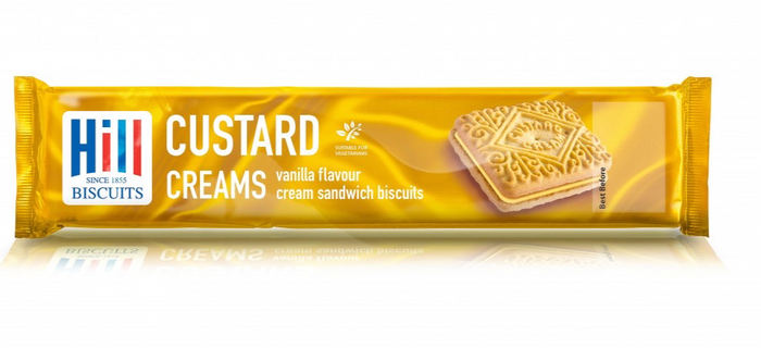 Custard Cream Biscuits - 150g Pack