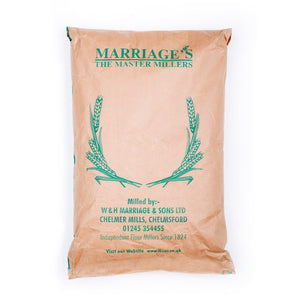 Strong Wholemeal Bread Flour - 16kg (BIG SACK)-Watts Farms