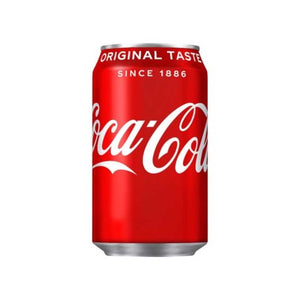 Coca-Cola Cans - 24*330ml-Watts Farms