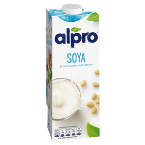 Alpro Soya Original - 1ltr-Watts Farms