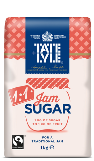 Tate & Lyle Jam Sugar - Fairtrade - 1kg