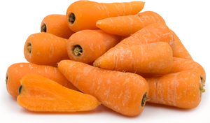 Carrots Chantenay - 250g-Watts Farms