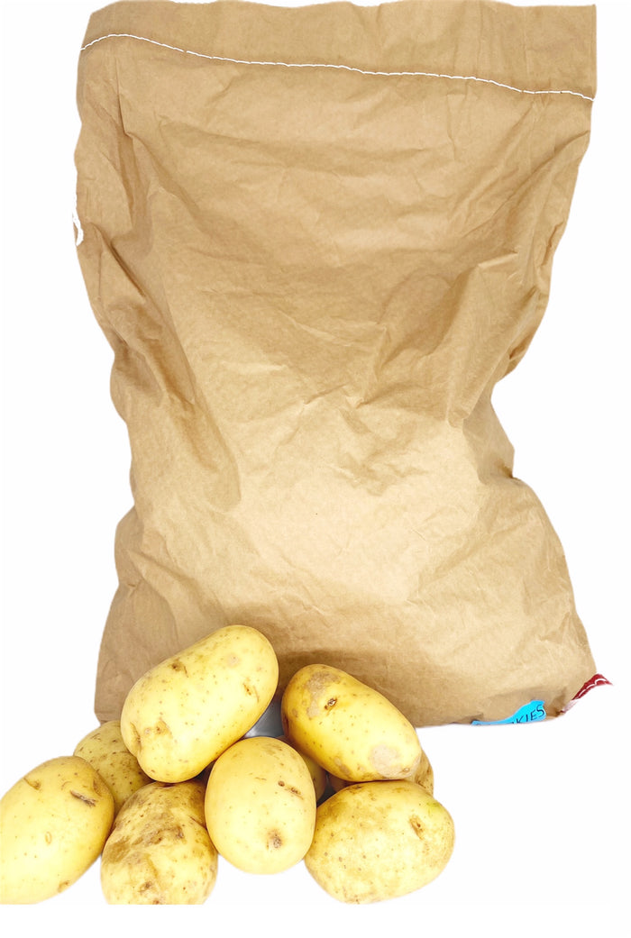 Potatoes Washed Carry Pack - 7.5Kg