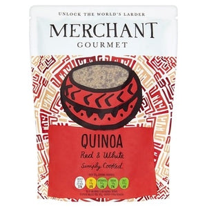 Cooked Red & White Quinoa - 250g-Watts Farms