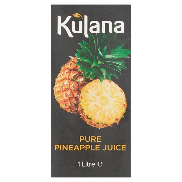 Pineapple Juice Tetrapak - 1ltr